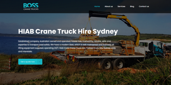 Sydney  Trucks And Transport | Flatbed Truck Hire